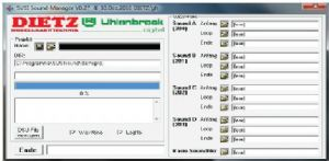 Uhlenbrock 31060 IntelliSound 3 SUSI Sound Manager